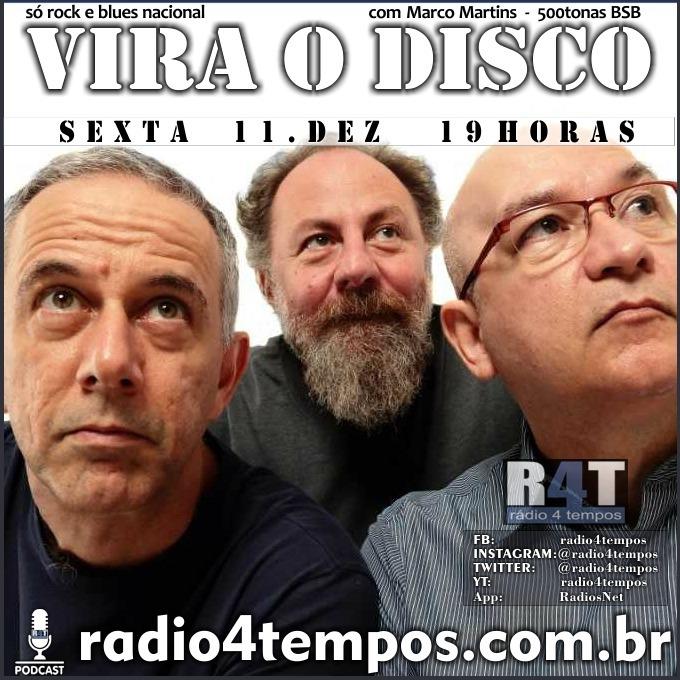Rádio 4 Tempos - Vira o Disco 83:Marco Martins