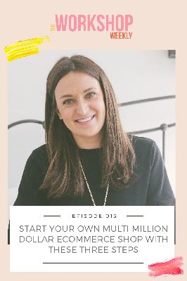 015: Start a Multi-Million Dollar eCommerce Shop with These 3 Steps