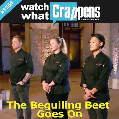 Top Chef: The Beguiling Beet Goes On