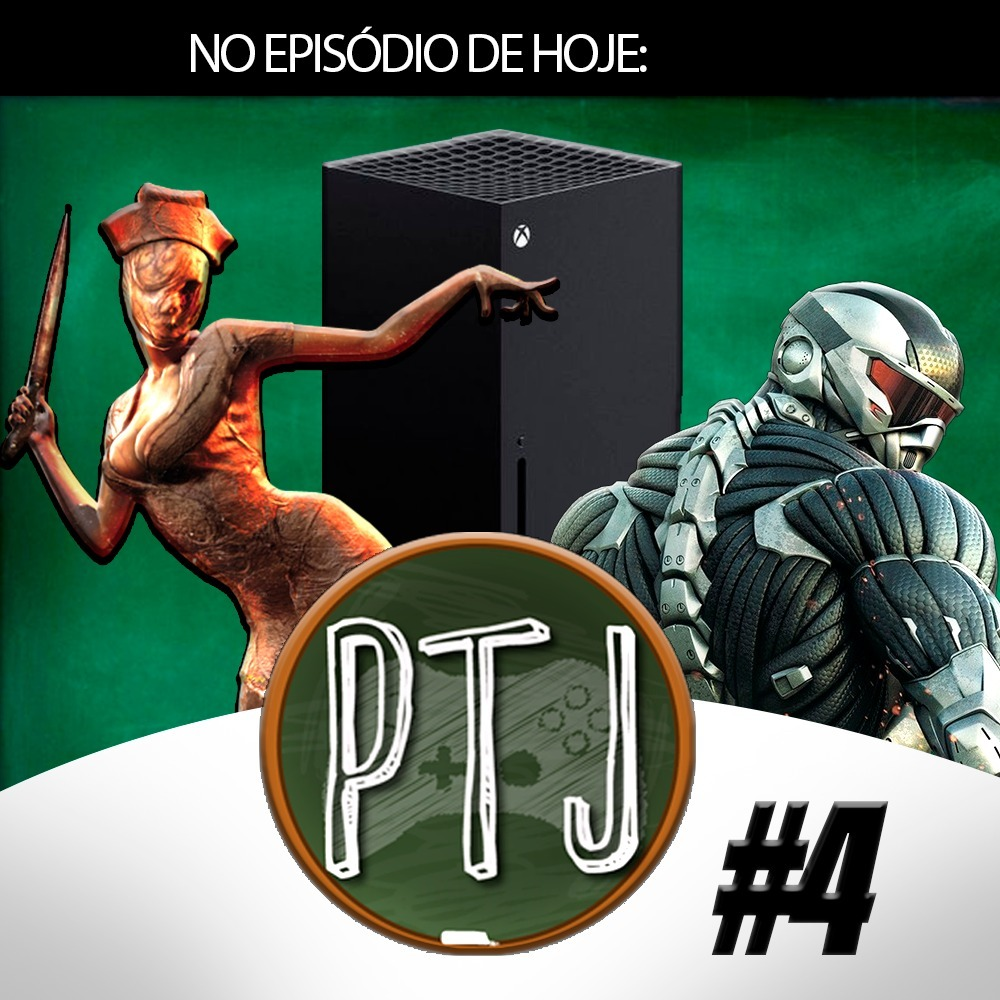 EPISÓDIO 4 - NOTÍCIAS DA SEMANA #1 - FIQUE POR DENTRO DO MUNDO DOS GAMES!