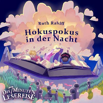 Hokuspokus in der Nacht von Ruth Rahlff
