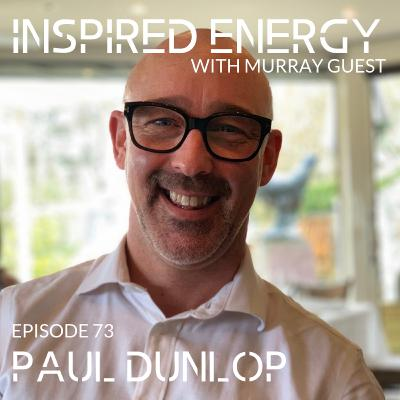 Episode 73 - Paul Dunlop | Lean, Leadership and LEGO!