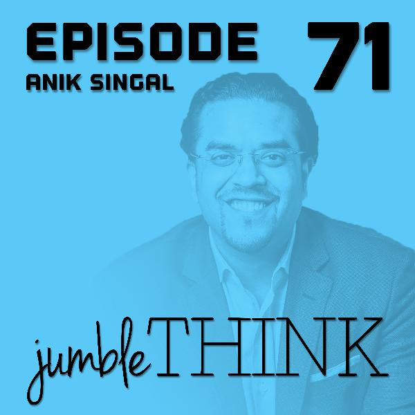 Building a Passion Based Business | Anik Singal