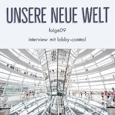 """""""kurze wege zur macht"""" - interview mit lobby-control"""