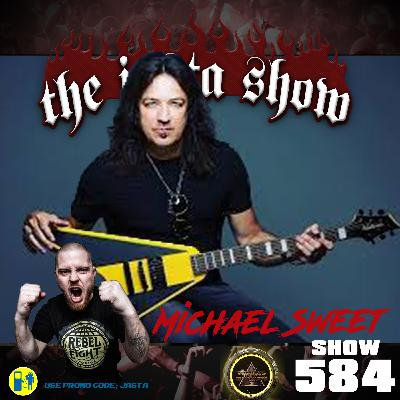 Show #584 - Michael Sweet & Howard Jones (Stryper/Light The Torch)