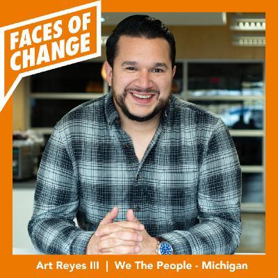 Art Reyes III --- We The People, United States