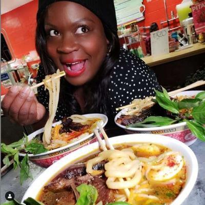 Arli Lima of Arli's Appetite