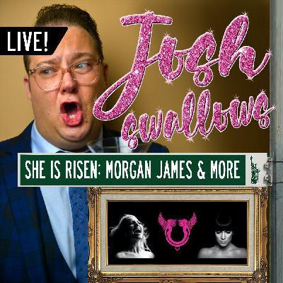 Ep31 - LIVE: SHE IS RISEN - Morgan James, Orfeh, Meg Toohey & Richard Amelius