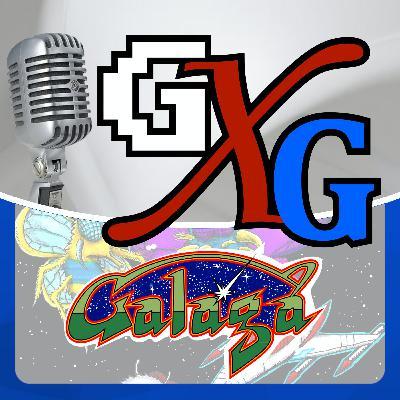 Galaga 40th Anniversary