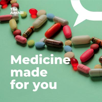 Medicine made for you part 2: Your diet