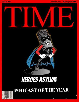 Issue 51 - Welcome to 2020 this is Heroes Asylum