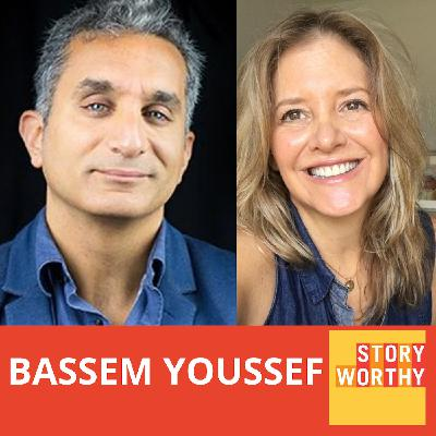 664 - Getting Interrogated in Egypt For Telling Jokes with Comedian/Host/Author Bassem Youssef