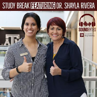 The Study Break: Feeling comfortable and confident in yourself (Featuring Shayla Rivera)