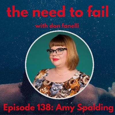 Episode 138: Amy Spalding