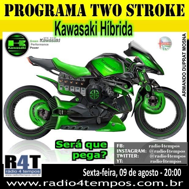 Rádio 4 Tempos - Two Stroke 70:Rádio 4 Tempos