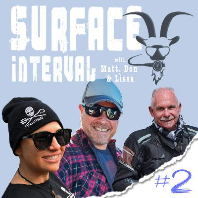Surface Interval - Lisa, Don & Matt - S02 E08
