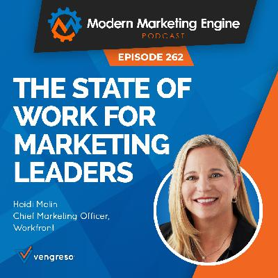 The State Of Work For Marketing Leaders