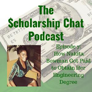 How Nakita Bowman Got Paid to Obtain Her Engineering Degree
