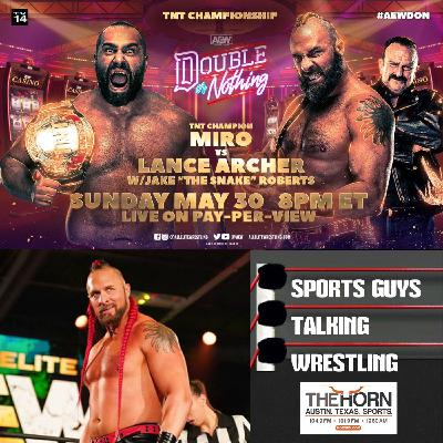 Lance Archer AEW Double Or Nothing May 25 2021