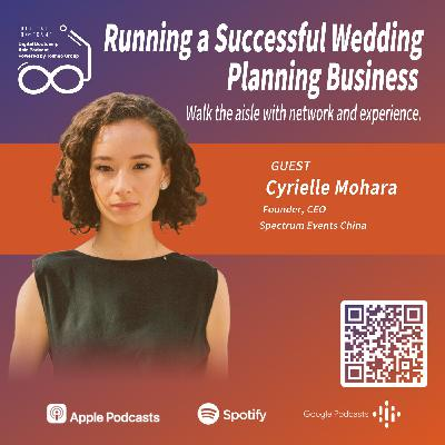 Running a Successful Wedding Planning Business with Cyrielle Mohara