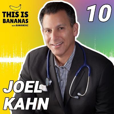 #10 Vegan VS Paleo   Dr. Joel Kahn on The Joe Rogan Debate