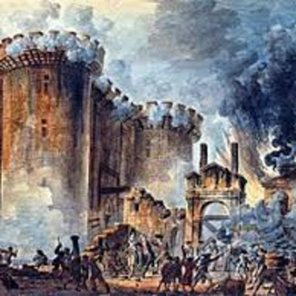 Time Travel History Podcast - Storming of the Bastille - You Are There!