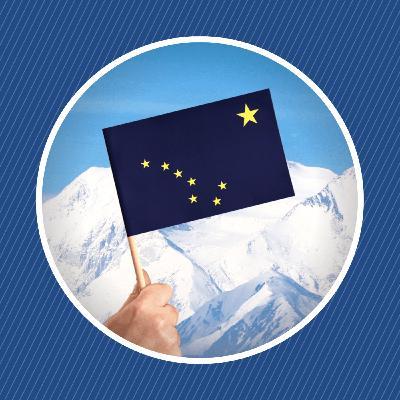 L'histoire du drapeau de l'Alaska