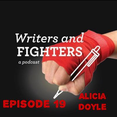 Ep19 - Alicia Doyle, journalist, boxer, author