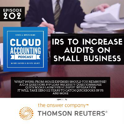 IRS To Increase Audits On Small Business By 50%