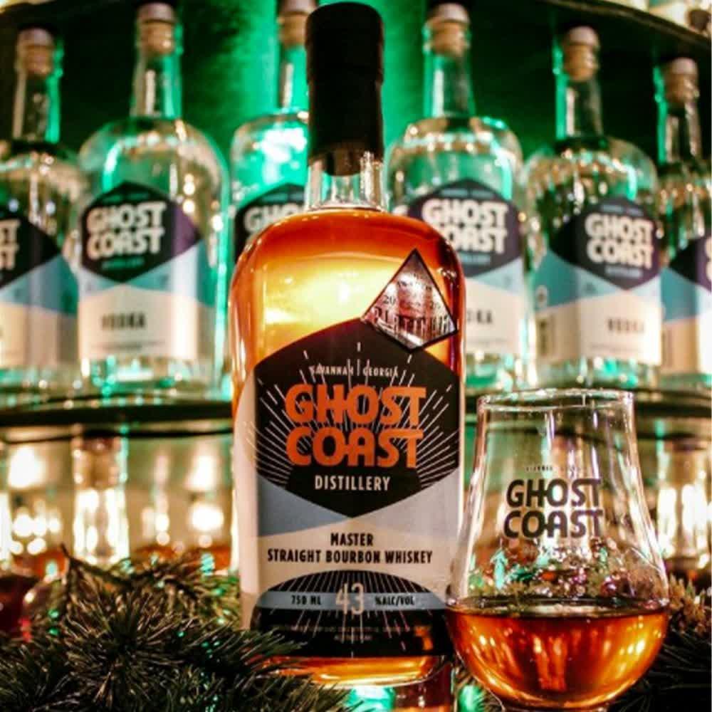 Ghost Coast Distillery - Savannah, GA