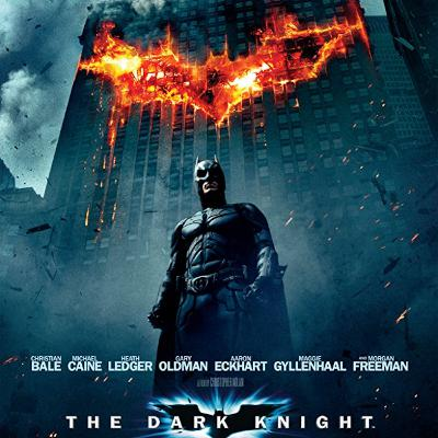 Gotham goes Hollywood episode 17: THE DARK KNIGHT (2008)