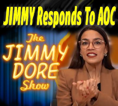 Jimmy Responds To AOC!