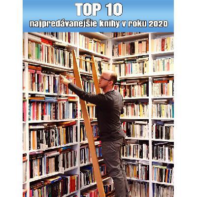 Rebríček TOP 10 najpredávanejších kníh v roku 2020