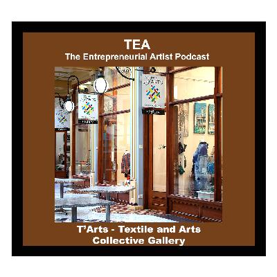 A chat with 2 of the founding members of the T'Arts - Textile and Arts Collective Gallery