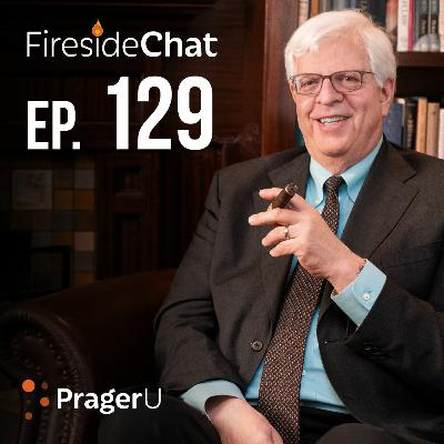 Fireside Chat Ep. 129 — Morality: Does It Come From Science or God?