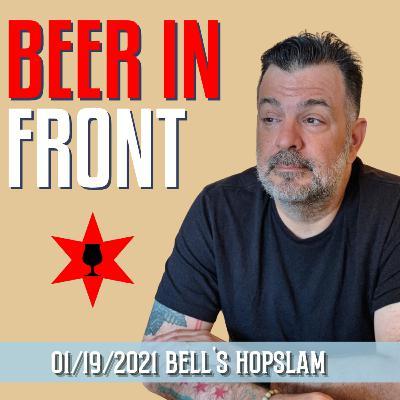 January 19, 2021 Bell's Hopslam