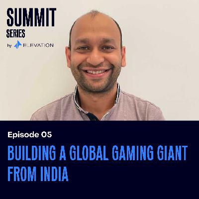 Building a global gaming giant from India