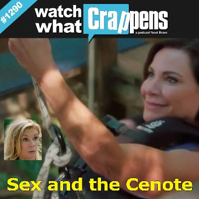 RHONY: Sex and the Cenote