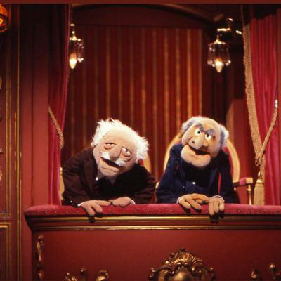Weihnachten mit Waldorf & Statler | DRF und Sör Henry | GAYRADIO