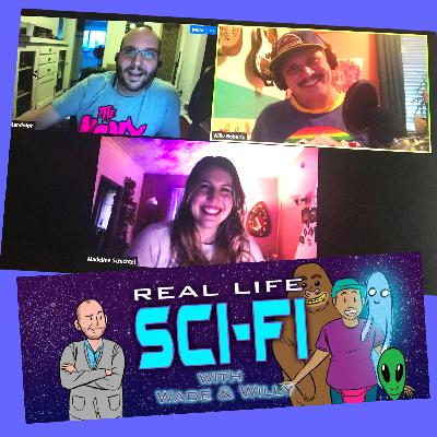 252: 252 - Did A UFO Crash in Brazil? With Madeline Schichtel
