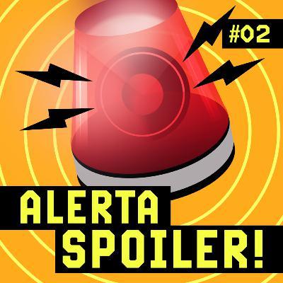 #2 - Arquivo X, Twin Peaks, Super Vicky, Santa Clarita Diet, S.O.S. Malibu e outras séries com premissas bizarras