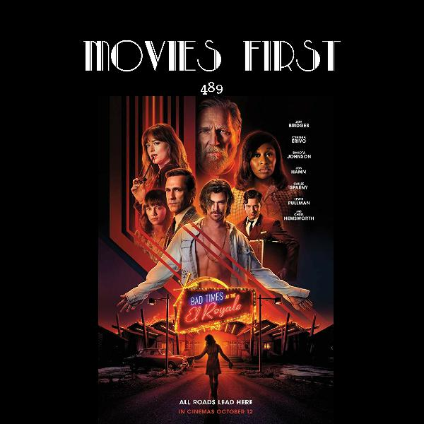 489: Bad Times at the El Royale (Mystery, Thriller)