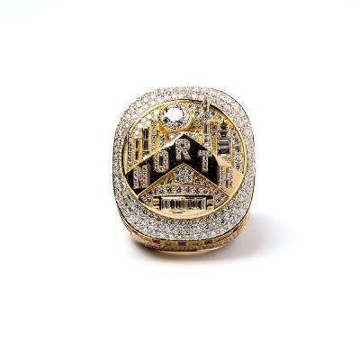 Designing the Raptors championship rings