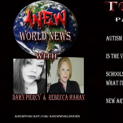 ANEW world News Topics Part 2 of 4 October 2019