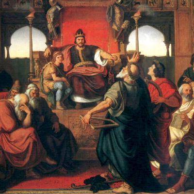 Episodio 33, il flagello di Dio (441-449)
