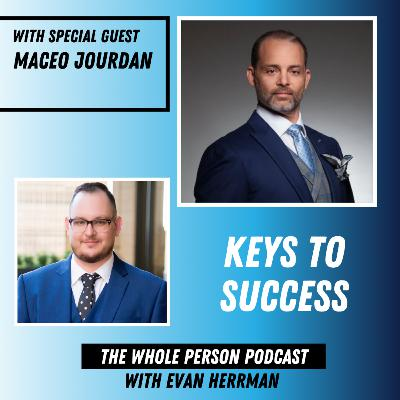 How Elbow Grease and Risk Are Essential to Life with Maceo Jourdan