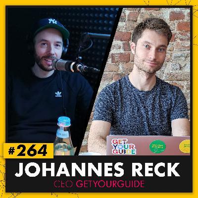 OMR #264 mit Johannes Reck von GetYourGuide