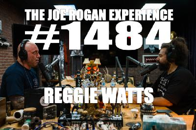 #1484 - Reggie Watts
