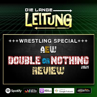 """Wrestling-Spezial: AEW """"Double or Nothing 2021"""" Review"""