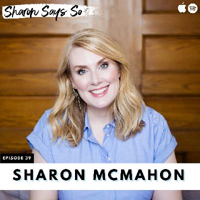 39. Sharon Answers Your Questions #2